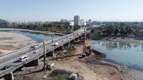 Girne Köprüsü'nün genişliği iki katına çıkıyor