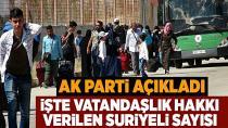 Türkiye 97 bin 991 yabancıya iş kapısı oldu!