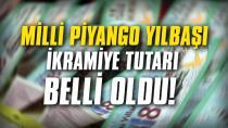 Milli Piyangonun Yılbaşı Özel Çekilişinde Büyük İkramiye 70 Milyon Lira Oldu