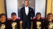 Mektebim öğrencileri Atatürk sınıflarında ağırladı…