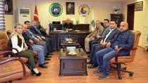 Başkan Boydak, CTB'yi Ziyaret Etti…