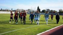 Kiremithanespor derbide golü bulamadı:0-0