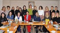 Çukurova GİAD'lı hanımlara seminer...