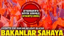 AK Parti eski bakanları aday göstermeyi planlıyor!