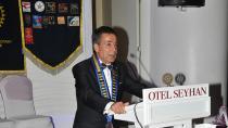 'Rotary bir hizmet kuruluşudur'