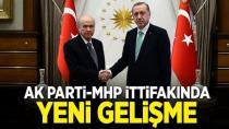 AK Parti ve MHP 'üçe üç' formülünde anlaştı