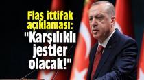 Erdoğan akıllardaki soruyu cevaplandırdı...