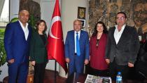 CHP'li aday adayları destek arayışında!