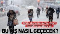 Yağışlı bir kış geçireceğiz!