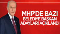 MHP'de 50 Belediye Başkanı Daha Kesinleşti...