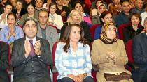 Bayan Demirtaş 'Moral' Elçisi Gibi...