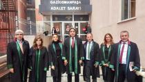 Adana Barosu mağdur işçiler için 'Adalet' arıyor!