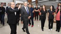 Vali Demirtaş, Ortadoğu Hastanesinden Memnun Ayrıldı
