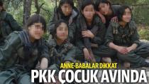 Terör örgütü PKK çocuk avında!