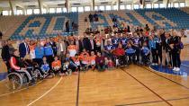 Oturarak Voleybol Türkiye Kupası Heyecanı Sona Erdi