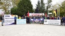 Ceyhan'da köylerarası futbol turnuvası