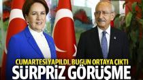CHP ve İYİ Parti'nin Ankara adayı Mansur Yavaş olacak!