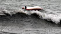 Tekne Alabora Oldu, Balıkçı Öldü!