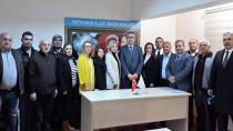 İYİ Parti Seyhan'da görev bölümü yapıldı