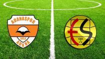 Adanaspor Es'ti: 2-0
