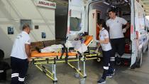 40 bin vatandaşa ücretsiz ambulans hizmeti