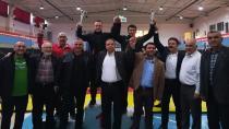 Güreş Kış Turnuvası Adana'da Tamamlandı