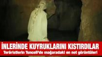 Teröristler mağarada kıstırıldı...