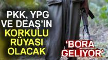 Teröristlerin korkulu rüyası 'Bora': Hedefi 12'den vuruyor