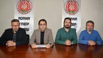 Adana Tabip Odası'ndan TTB duruşmasına çağrı