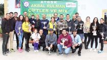 ATDSK'da yılın son 'senyör' turnuvası heyecan verdi