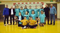 Okullar arası Genç Kızlar Hentbol Müsabakaları Sona erdi