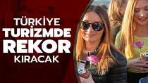 37,5 milyon yabancı Türkiye'ye akın etti...
