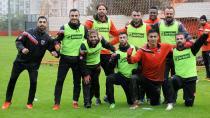 Adanaspor'da kamp hazırlıkları sürüyor!