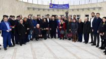 Vali Demirtaş, Gazetecileri Unutmadı...