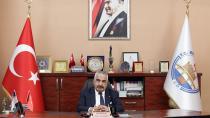 Başkan  Öztürk Büyükşehir Yasasına sitem etti...