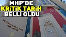 MHP'de Düğüm Çözülüyor!