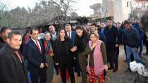 Ceyhan, Ak Partili Sarıeroğlu'nu Ağırladı...