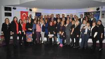 Güney Rotary Meslek Hizmet Ödülü Kaan Sekban a verildi