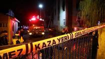 Otomobil Köprülü Kavşaktan Düştü: 4 Yaralı