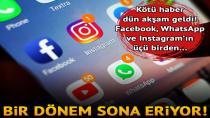 Facebook, Instagram, WhatsApp ve Messenger'ın mesajlaşma servislerini birleştiriyor