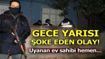 Adana'da Evin Bahçesine Atılan Ses Bombası Korkuttu!