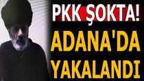 Pkk'nın Üst Düzey İsmi Jandarmadan Kaçamadı