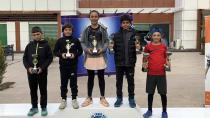 ATDSK'lı sporculardan çifte şampiyonluk çifte başarı