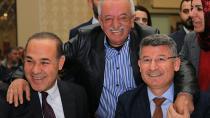 Adana'da Cumhur İttifakı coşkusu...
