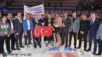 Adana'da 'Muay Thai' Rüzgarı Esti...
