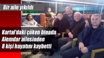 Bir aile yok oldu! Türkiye Alemdar ailesine ağlıyor!