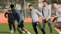 Adanaspor İstanbulspor maçına hazır