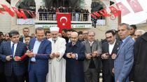 Solaklı Merkez Camisi İbadete Açıldı...