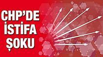 CHP Adana İl başkanı istifa etti...
