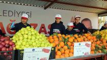 Adana'da İlk 'Tanzim Satış Noktası' Açıldı